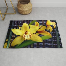 The Yellow Zone Rug