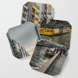 Osaka Waterfront twylight Coaster