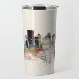 richmond virginia skyline Travel Mug