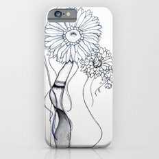 Flower Hair iPhone 6s Slim Case