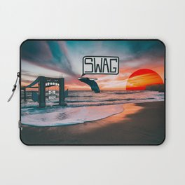 Swag Whale Laptop Sleeve
