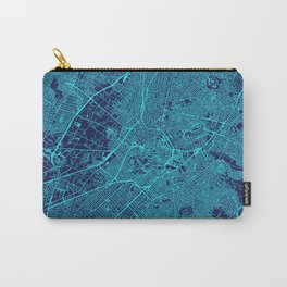 Athens, Greece street map Carry-All Pouch