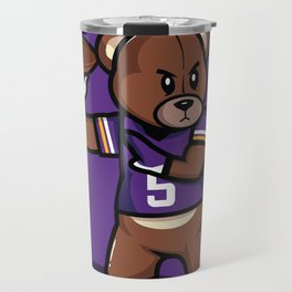 The Victrs - Teddy Football Travel Mug