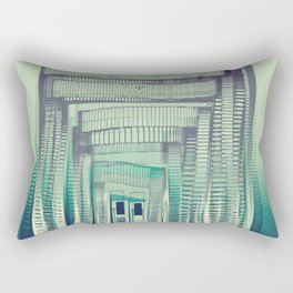 Immaterial Adventure Rectangular Pillow