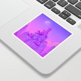 Air Temple Sticker
