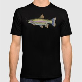 Rainbow Trout & Fly T-shirt