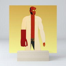 Hell Boy Mini Art Print
