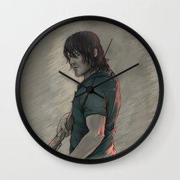 Daryl Wall Clock