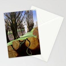Avon River, Christchurch Stationery Cards
