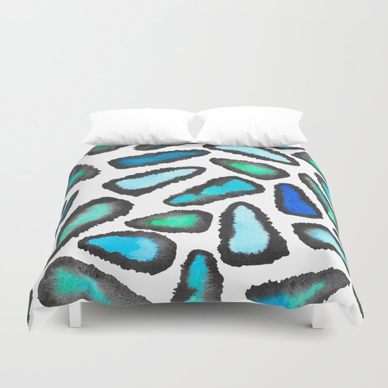 Mineral Glow Duvet Cover