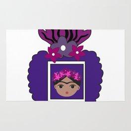 Frida Heart Rug