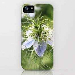 Nigella iPhone Case