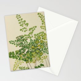 Maidenhair Ferns Stationery Cards