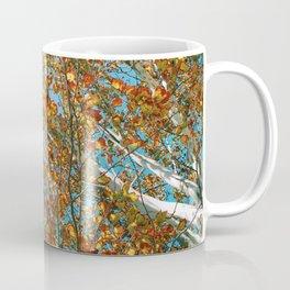 Leaves at Matilda Bay Coffee Mug
