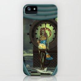 Mystical world, beautiful fairy iPhone Case