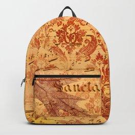 Vintage Ephemera 2 Backpack
