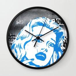 Plastic Series 1 Wall Clock