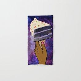Galaxy cake  Hand & Bath Towel