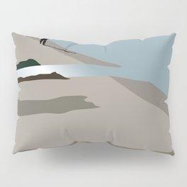 Man and river Pillow Sham