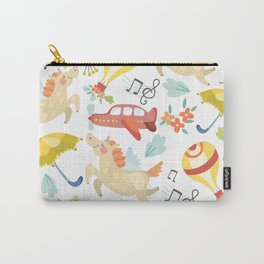 Unicorn Song Carry-All Pouch