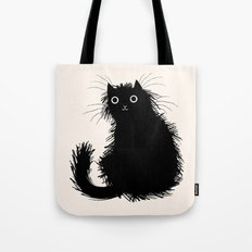 Moggy Tote Bag