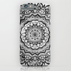 BLACK JEWEL MANDALA iPhone 6s Slim Case