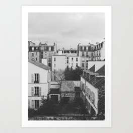Paris _ Photography Art Print