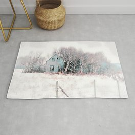 Tattered Curtains Rug