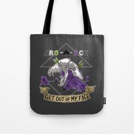 Aro+Ace Tote Bag