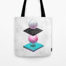 for my little girl  Tote Bag