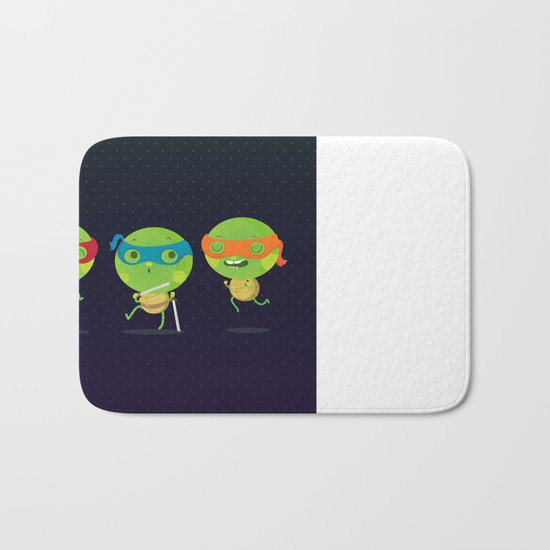 Turtles Bath Mat