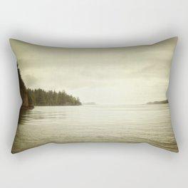 Salish C Tofino BC Rectangular Pillow