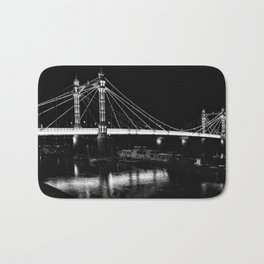 The Albert Bridge Bath Mat