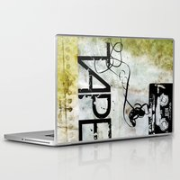 tape Laptop & iPad Skins featuring Tape by CoCoCo