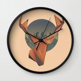 YONDER Wall Clock
