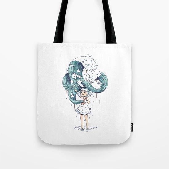 Daughter of the Sea Tote Bag