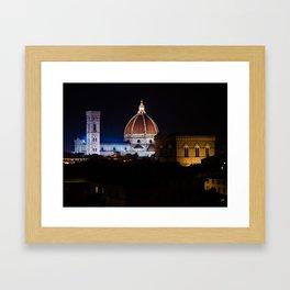 El Duomo Framed Art Print