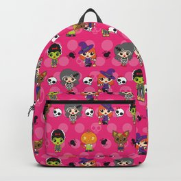 Ghouly Girls Backpack