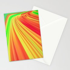 The Race Against Time Stationery Cards