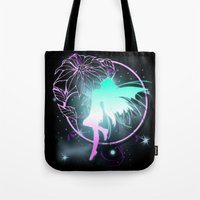 fairy Tote Bags featuring Fairy by Augustinet