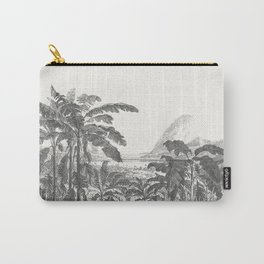 Palms and Mountain Carry-All Pouch