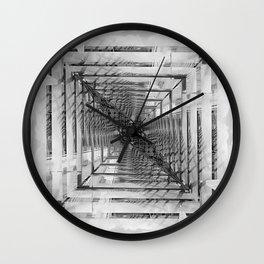 Ad Libitum Wall Clock