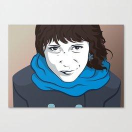 DARIA Canvas Print