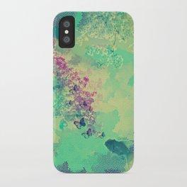 Little golden fish iPhone Case