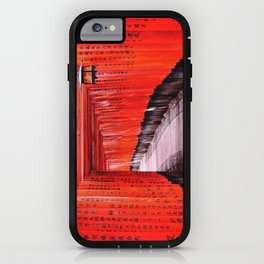 Through the Gates (Kyoto, Japan) iPhone Case