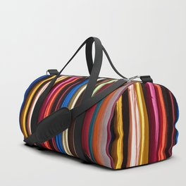 Cover me with Color Duffle Bag