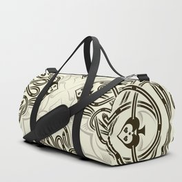Playing Cards - Spade Duffle Bag