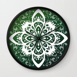 Irish lace Wall Clock