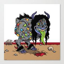Bipedal Styx Walker Canvas Print