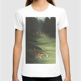 Gone for a ride BRB - 07 T-shirt
